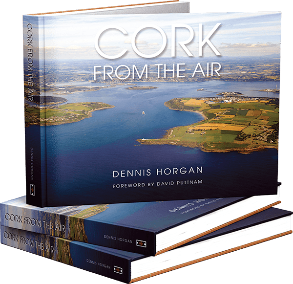 Cork from the air