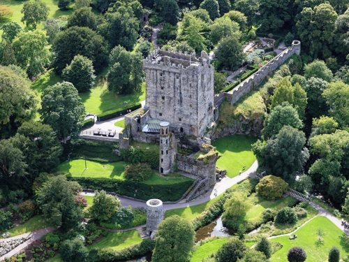 Blarney Castle County Cork