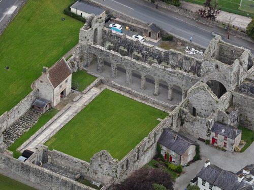 Boyle Abbey County Roscommon