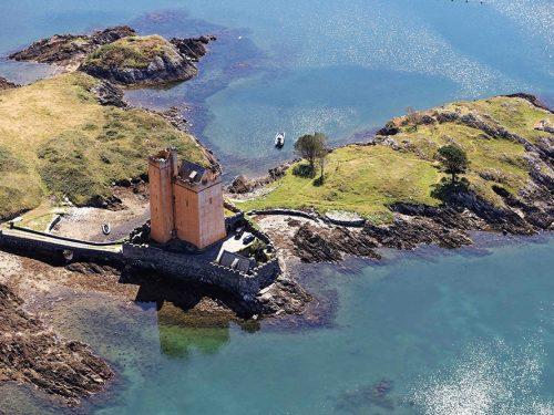 Kilcoe Castle Ballydehob West Cork