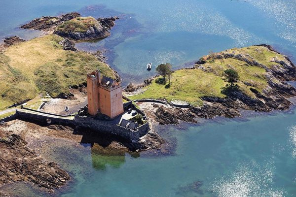 Kilcoe Castle Ballydehob West Cork