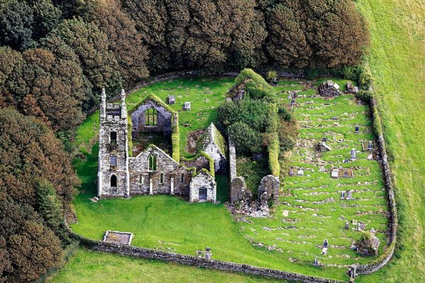 Old Church Rathbarry West Cork