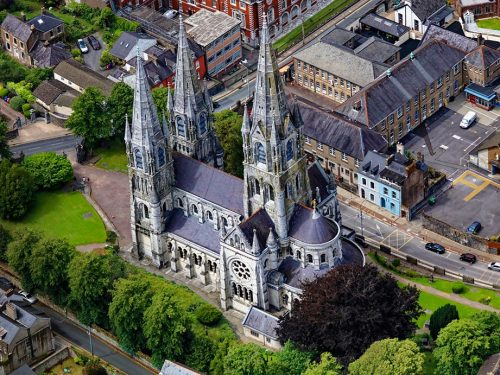 St Fin Barres Cathedral Cork City