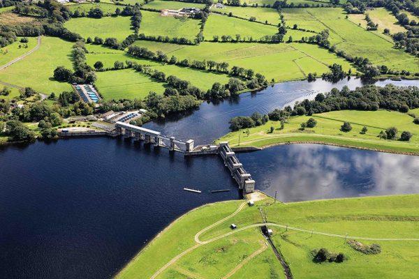 The Parteen Weir Tipperary