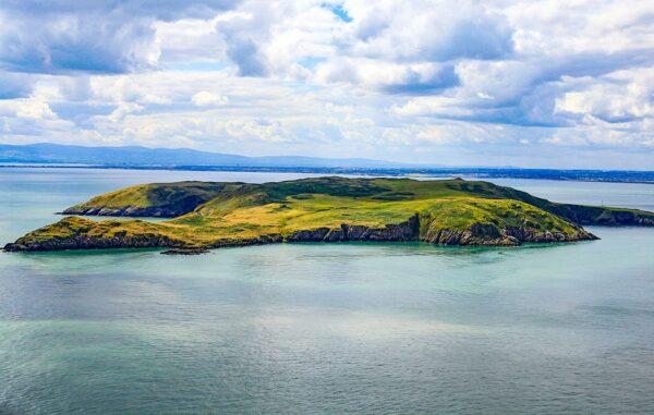 Lambay Island Dublin Bay