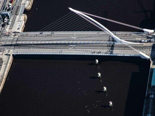 Samuel Beckett Bridge V1