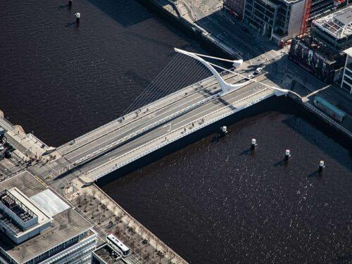 Samuel Beckett Bridge V2