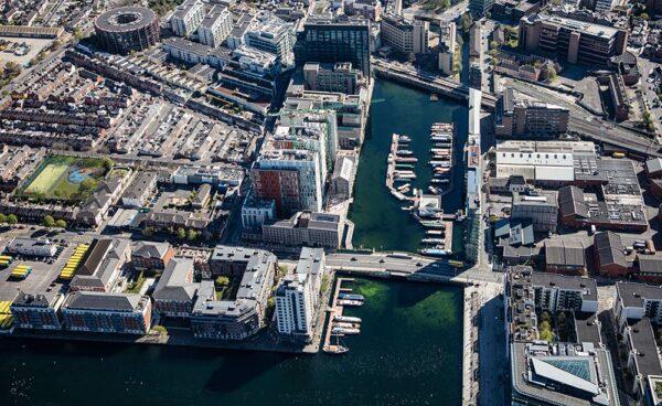 Grand Canal Dock Dublin