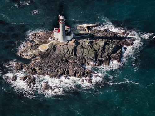 Tuskar Rock Lighthouse Wexford